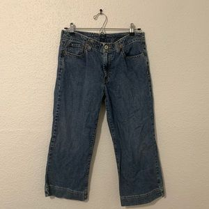 Lucky Brand Rancher Crop Pant Size 10